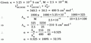 Electrochemistry Class 12 Important Questions With Answers