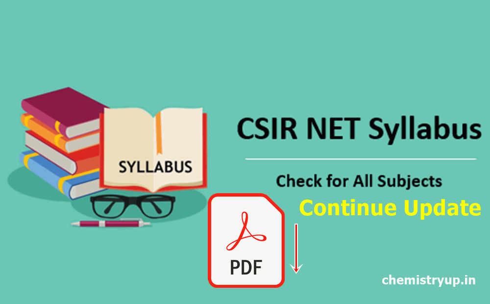 CSIR NET JRF Question Papers with Answer PDF,
