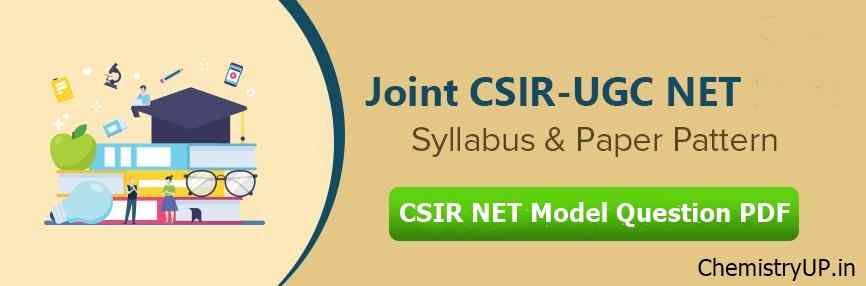 CSIR NET JRF Question Papers with Answer PDF