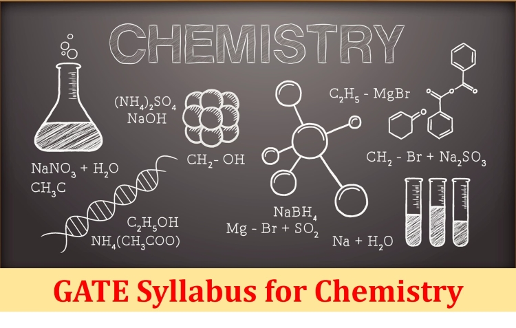 GATE Chemistry CY Syllabus and Preparation Tips