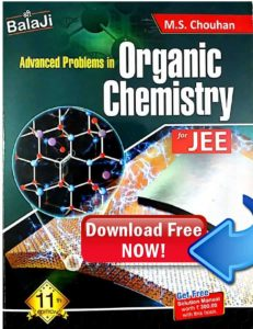 Organic Chemistry ms Chauhan for JEE and NEET