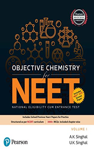 Pearson Objective Chemistry Pdf for NEET 2021