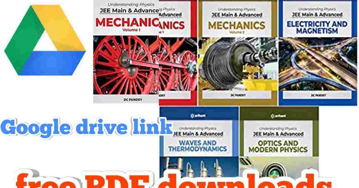 DC Pandey Objective Physics For NEET and JEE Main PDF Download