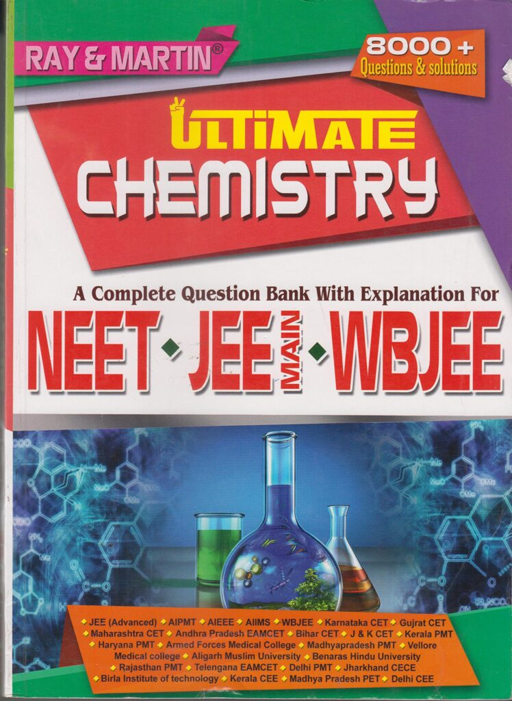 RAY MARTIN Ultimate Chemistry Objective book