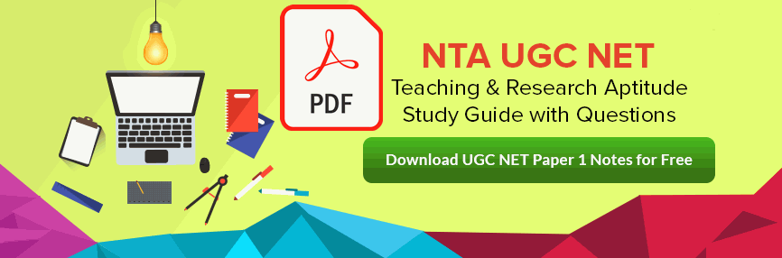 UGC NET Paper 1 Syllabus and Questions PDF Download Now