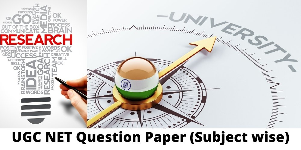 UGC NET Previous Year Question Paper Year wise