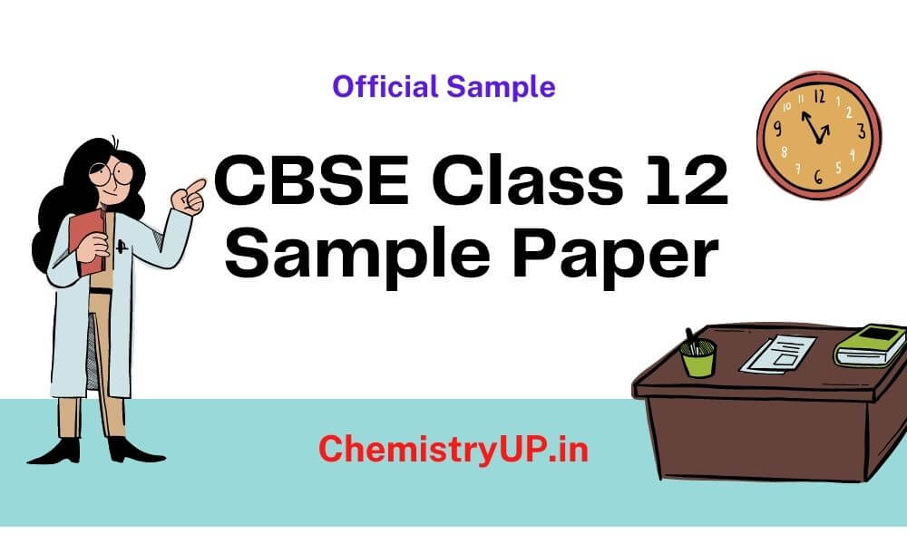 CBSE Sample Papers for Class 12 PDF Download