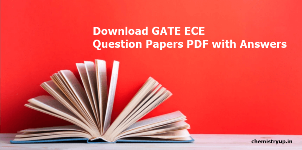 Download GATE ECE Solved Question Papers, Download GATE ECE Solved Question Papers PDF