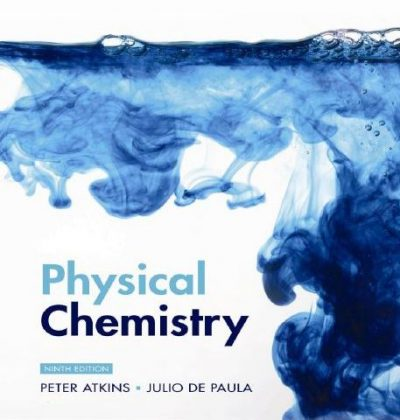 atkins physical chemistry 9th edition pdf download